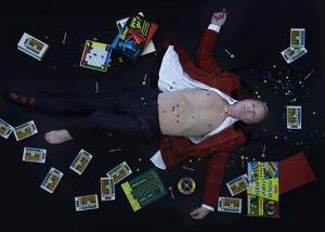 ANDY BELL - Torsten the Bareback Saint (2014)
